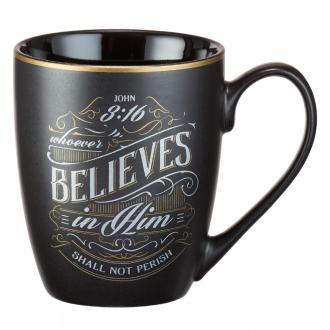 MUG 480 Kopp - John 3:16, Whoever Believes in Him Shall Not Perish